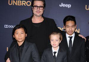 Divorce des Brangelina : Brad Pitt de nouveau réuni avec ses enfants