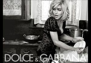 Dolce & Gabbana, effrayé par Madonna