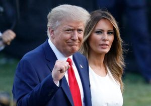 Donald Trump et sa femme Melania positifs au Covid-19