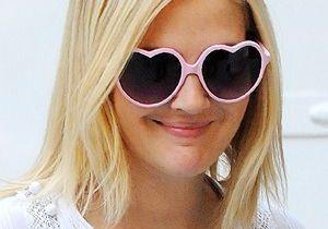 Drew Barrymore, jolie comme un cœur !