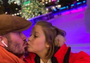 Embrasser ses enfants sur la bouche : David Beckham de nouveau sous le feu des critiques