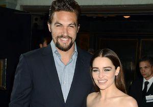 Emilia Clarke et Jason Momoa de nouveau réunis