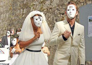 Emma de Caunes : son mariage masqué !