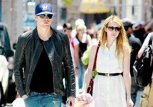 Emma Roberts et Chord Overstreet, un couple très assorti
