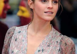 Emma Watson, actrice la mieux payée d'Hollywood!