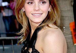 Emma Watson : elle préfère les bancs de la fac au cinéma