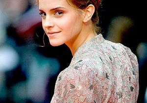 Emma Watson entre à la fac pour retrouver l'anonymat