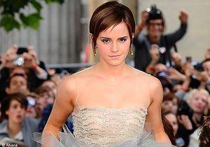 Emma Watson, la sorcière bien-aimée