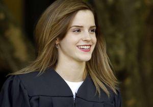 Emma Watson, son diplôme, sa bataille