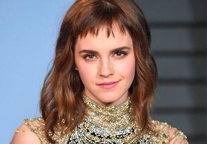 Emma Watson : tendres baisers dans les rues de Londres avec un beau brun