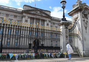 En images : le Royaume-Uni en deuil après la disparition du prince Philip