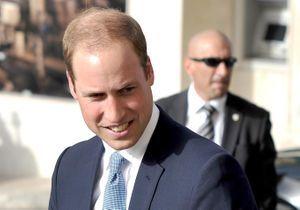 En visite à Malte, le prince William évoque la santé de Kate Middleton
