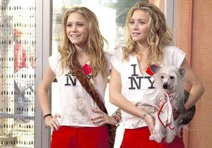 Enfants stars : Mary-Kate et Ashley Olsen, fusionnelles et secrètes