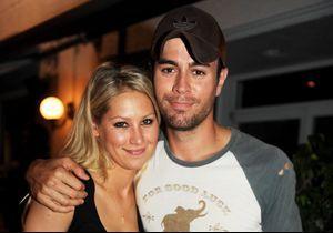 Enrique Iglesias et Anna Kournikova sont parents de jumeaux !