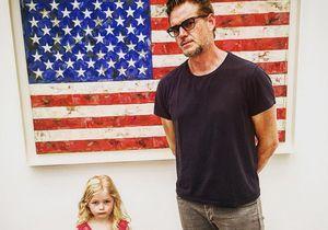 Eric Dane : le docteur glamour prend la pose avec sa fille pour soutenir Hillary Clinton
