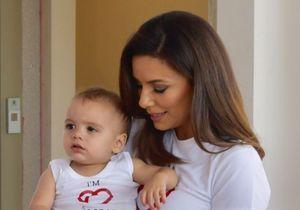 Eva Longoria dévoile avec fierté les premiers pas de son fils Santiago