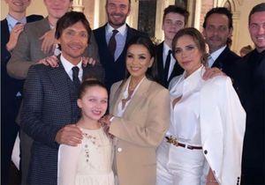 Eva Longoria et Victoria Beckham réunies pour Harper Beckham