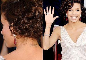 Eva Longoria veut effacer ses tatouages