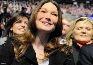 Exclusif : Carla Bruni-Sarkozy se confie à ELLE