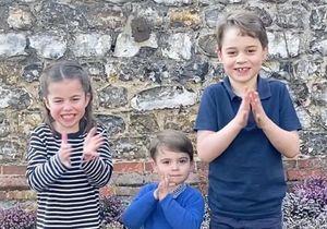 Famille royale : George, Charlotte et Louis rendent hommage aux soignants