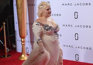 Fashion Week : Beth Ditto défile pour Marc Jacobs