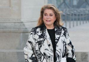 Fashion Week de Paris : Leïla Bekhti, Catherine Deneuve et Isabelle Huppert au Louvre pour le défilé Louis Vuitton