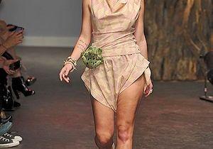 Fashion Week Londres : Pixie Geldof detrône Pamela Anderson