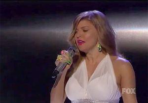 Fergie des Black Eyed Peas : la bouche qui fâche