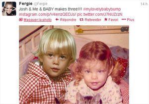 Fergie et Josh Duhamel attendent un enfant !
