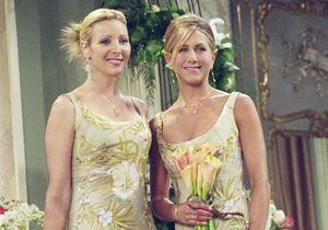 « Friends » : Jennifer Aniston et Lisa Kudrow se retrouvent pour se remémorer des souvenirs de tournage