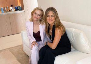 Friends : Jennifer Aniston et Reese Witherspoon rejouent une scène culte
