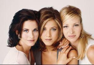 Friends : Jennifer Aniston réunie avec Courteney Cox et Lisa Kudrow, la toile s'emballe