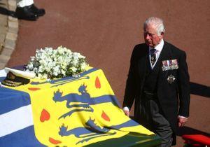 Funérailles du prince Philip : les larmes du prince Charles