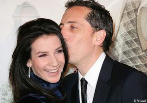 Gad Elmaleh et Marie Drucker officialisent leur relation