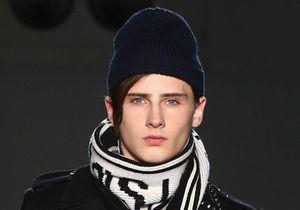 Gad Elmaleh : son fils Noé défile pour la première fois à la Fashion Week de New York