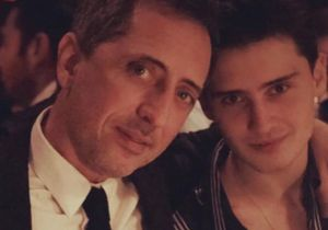 Gad Elmaleh : son fils Noé était bien entouré pour fêter ses 18 ans