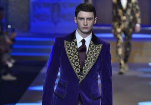 Gad Elmaleh : son fils Noé, star du défilé Dolce & Gabbana