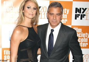 George Clooney amoureux au New York Film Festival