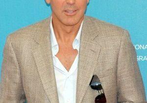 George Clooney au Tchad