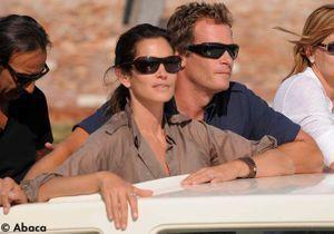George Clooney célibataire mais en bande au festival de Venise