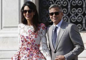 Après leur mariage, George Clooney et Amal Alamuddin s'offrent une virée en bateau