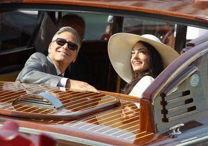 George Clooney et Amal Alamuddin poursuivent les festivités après leur mariage
