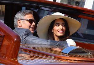 George Clooney et Amal Alamuddin s'offrent une lune de miel à 60 000 euros
