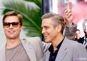 George Clooney et Brad Pitt : leur incroyable pari pour les Oscars !