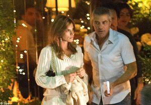 George Clooney et Elisabetta Canalis, c'est reparti !