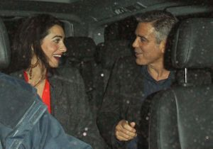 A 52 ans, George Clooney s'est fiancé à l'avocate Amal Alamuddin