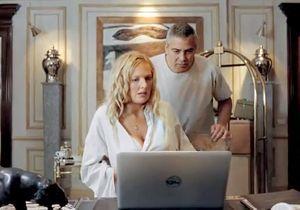 George Clooney, heureux jeune marié… dans une pub !