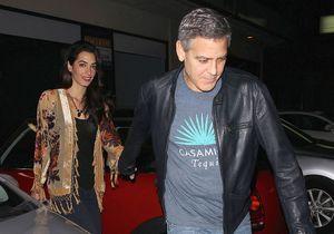 George Clooney mis au régime par Amal Alamuddin?