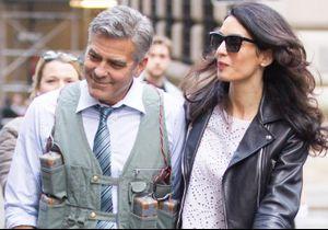 George Clooney, prêt à avoir son premier enfant avec Amal Alamuddin ?