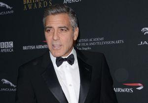 George Clooney soutient les opposants ukrainiens